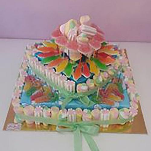torta caramelle 5